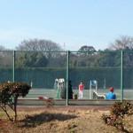勅使会館 テニス場