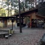 愛知県民の森キャンプ場
