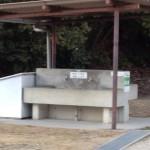 岡崎中央総合公園 バーベキュー場 炊事場