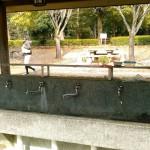 洲原公園 炊事場