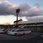 岡崎中央総合公園 駐車場