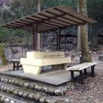 愛知県民の森キャンプ場炊事場