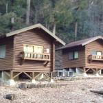 愛知県民の森キャンプ場 バンガロー