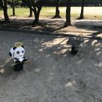 水源公園 パンダ