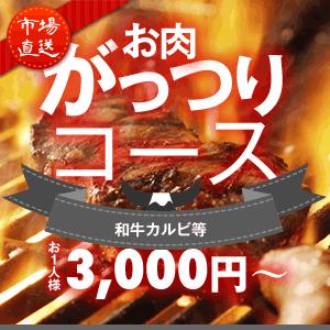 BBQお手軽コース