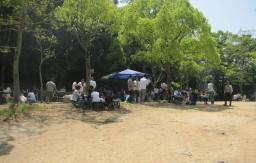 奥須磨公園 BBQ場