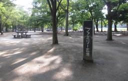 久宝寺緑地公園ファミリー広場(BBQ場)