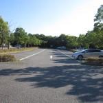 三木山森林公園 駐車場