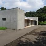 上大島キャンプ場 トイレ