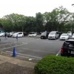 府中の森公園 駐車場