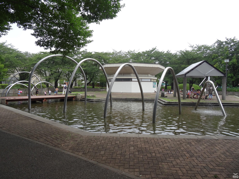 府中の森公園 水辺の広場