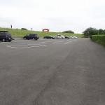荒川岩淵関緑地 駐車場