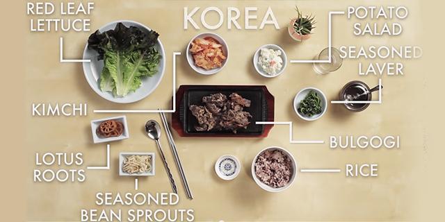 韓国のBBQ