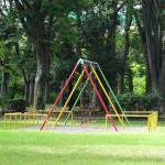 北野公園 遊具