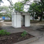 北野公園 トイレ
