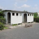 多摩川中央公園 トイレ