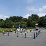 福生南公園 お子様用遊具