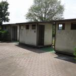 福生南公園 トイレは身障者用もあります。