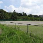 福生南公園 野球場