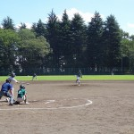 小金井公園 野球場