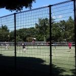 小金井公園 テニス場