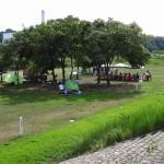 郷土の森公園 バーベキュー場9
