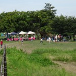 郷土の森公園 バーベキュー場4