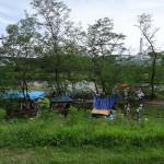 郷土の森公園 バーベキュー場2