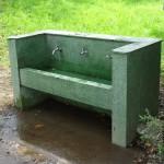 郷土の森公園 水道