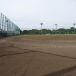 郷土の森公園 野球場