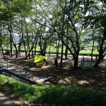 望地弁天キャンプ場 キャンプ場2