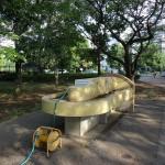 武蔵野中央公園 水道