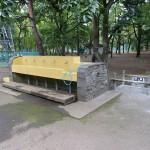 武蔵野公園 水道と炭処理場