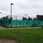 若葉台公園 テニスコート