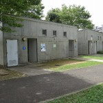 若葉台公園 芝生広場前トイレ