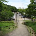 若葉台公園 第3駐車場バーベキュー可能な芝生広場はこちらが便利