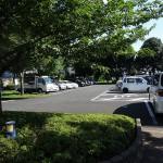 いこいの森公園 駐車場は22台