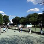 いこいの森公園スケート広場