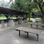野川公園 少年キャンプ場 炊事場