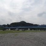 高田橋河川敷 車で乗り入れ可能です。