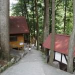 氷川キャンプ場 バンガロー