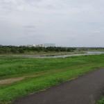 稲城北緑地公園 多摩川2