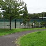 稲城北緑地公園 テニスコート