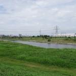 稲城北緑地公園 多摩川1