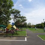 稲城北緑地公園 ピクニック広場1