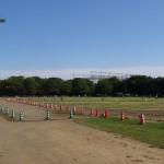 光が丘公園 トラック競技場