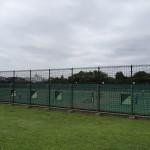 松木公園 テニス場