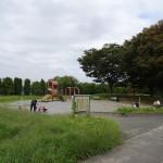 松木公園 遊具広場