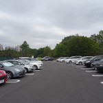 松木公園 駐車場