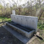 拝島自然公園 水道